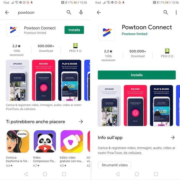Scaricare Powtoon su Android