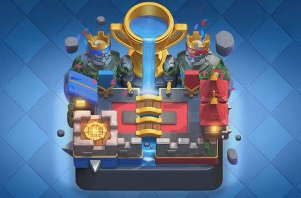 Arena leggendaria Clash Royale