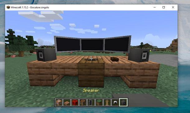 Casse Minecraft