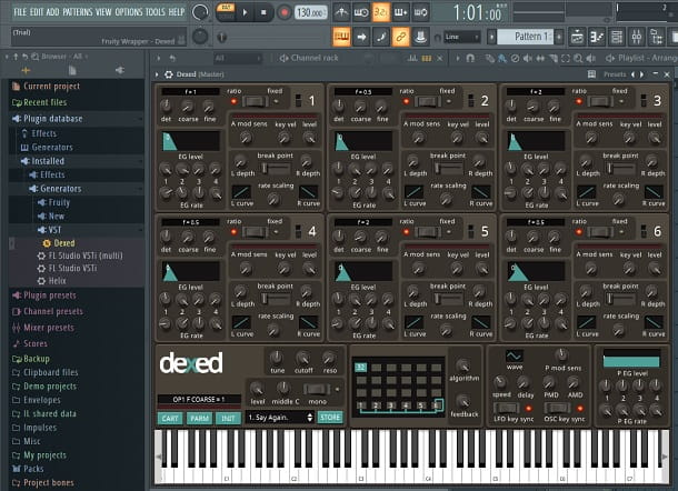 Dexed FL Studio