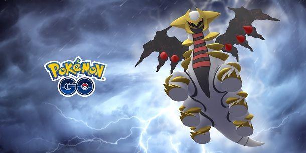 Giratina Pokémon GO