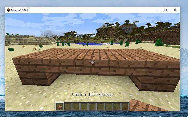 Lastra della giungla Minecraft