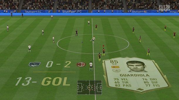 Pep Guardiola icona FIFA 20