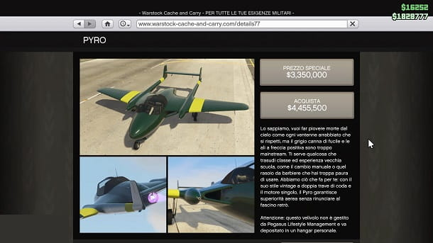 Pyro GTA Online