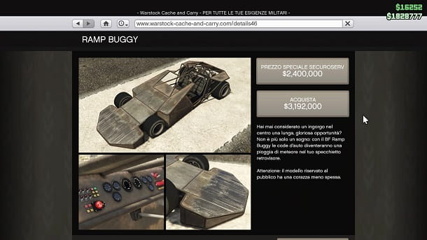 Ramp Buggy GTA Online