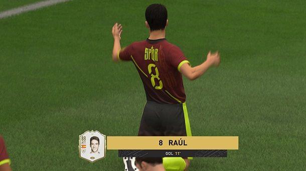 Raul FIFA 20