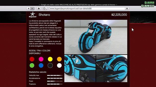 Shotaro GTA Online