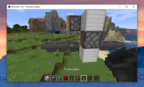 Tramogge Minecraft