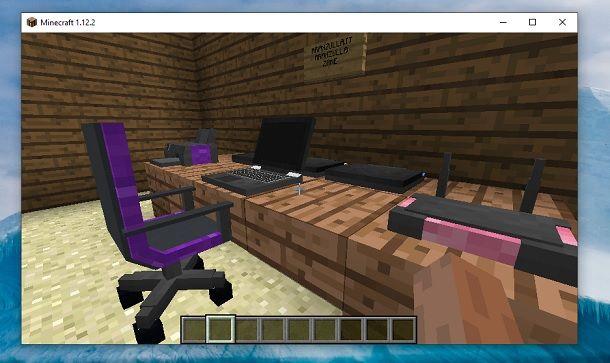 Ufficio Minecraft