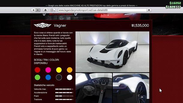 Vagner GTA Online