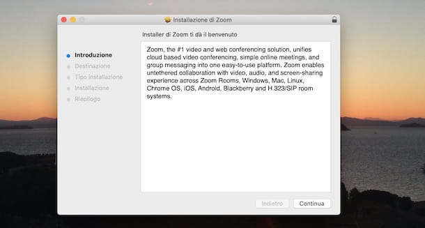 Comescaricare Zoom su Mac