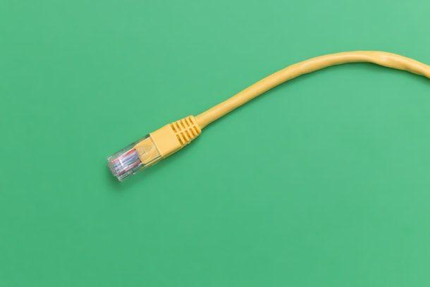 cavo Ethernet