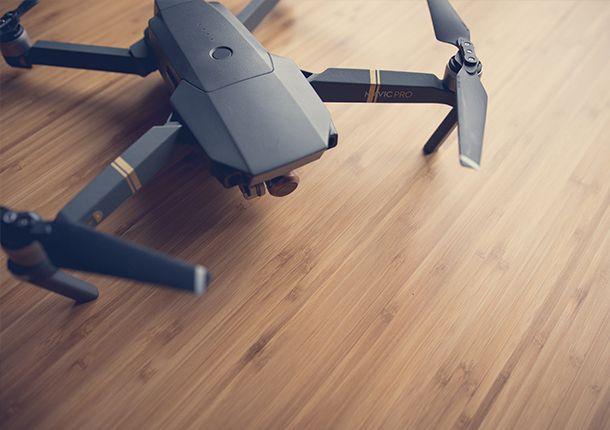 Impara a pilotare un drone