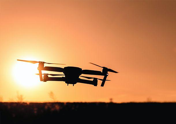 Consigli sui droni