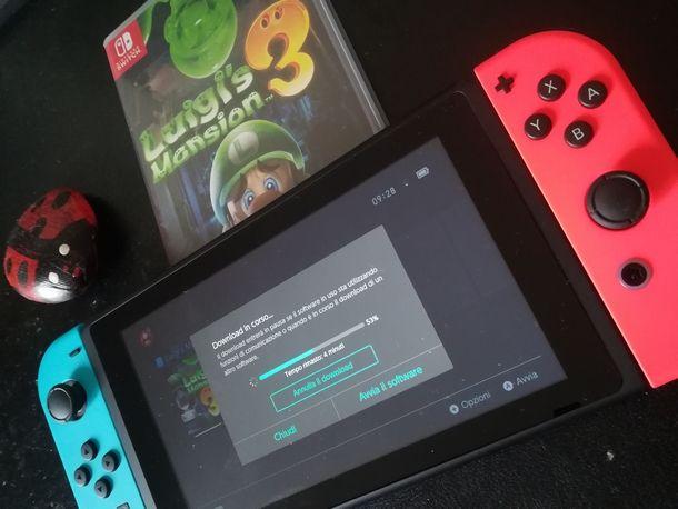 Aggiornare console e gioco per registrare video