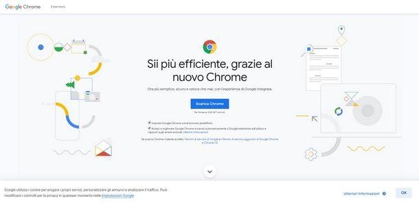 Utilizzare Google Chrome per la traduzione istantanea di siti