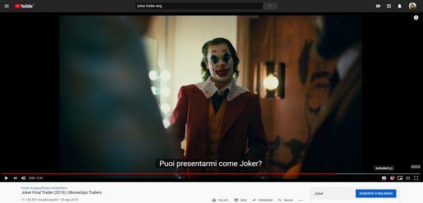 Traduzione istantanea dei video su YouTube