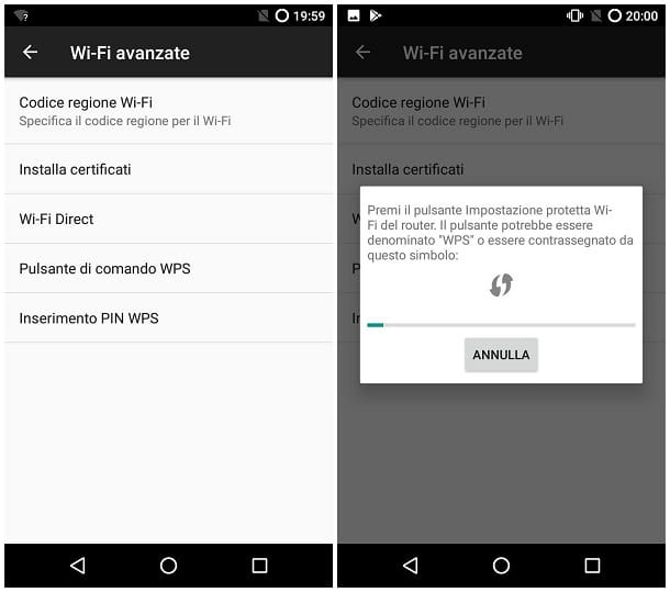 Come connettersi al WiFi senza sapere la password