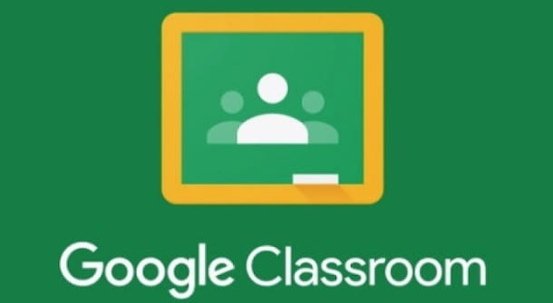 Logo di Google Classroom