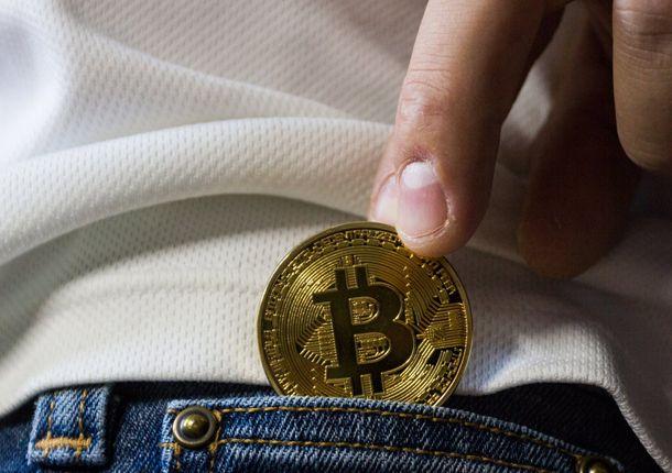 incidere portafoglio bitcoin