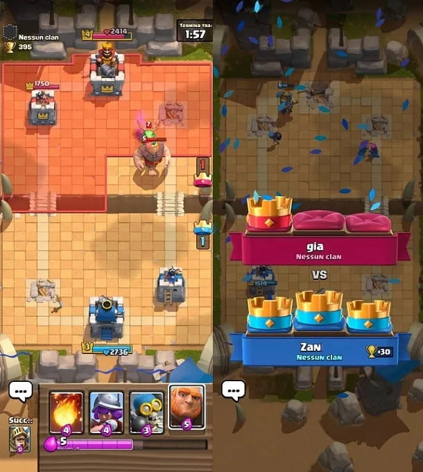 Strategia Clash Royale