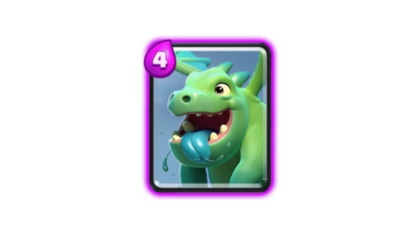 Cucciolo di Drago Clash Royale