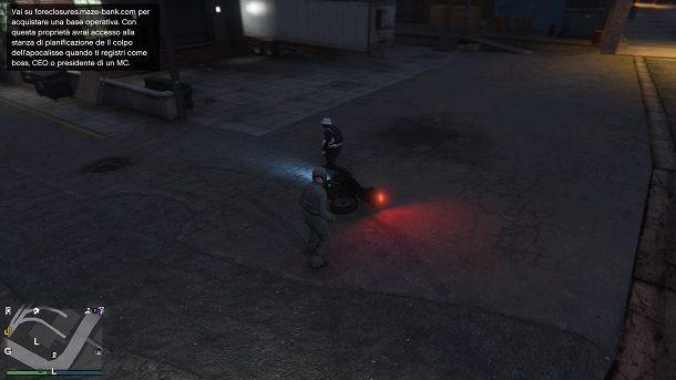 Distruggi veicoli GTA Online