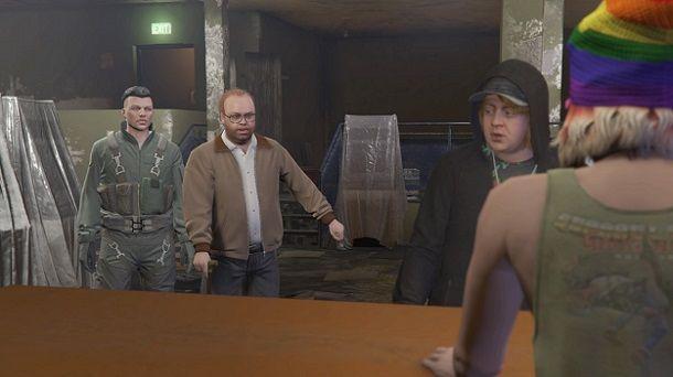 Come fare colpi su GTA 5 Online