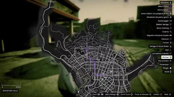 Come fare missioni GTA 5 Storia