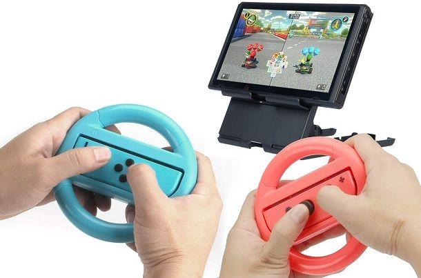 Volanti Mario Kart Nintendo Switch
