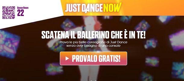 Altre soluzioni per collegare Just Dance Now alla TV