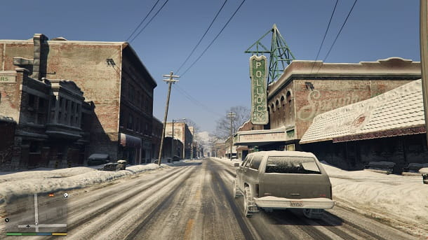 North Yankton GTA V