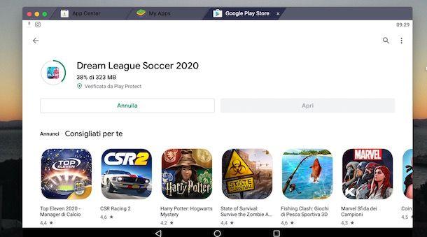 Come scaricare Dream League Soccer su PC