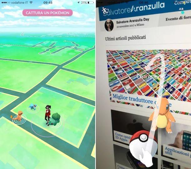 Pokemon GO Primi passi