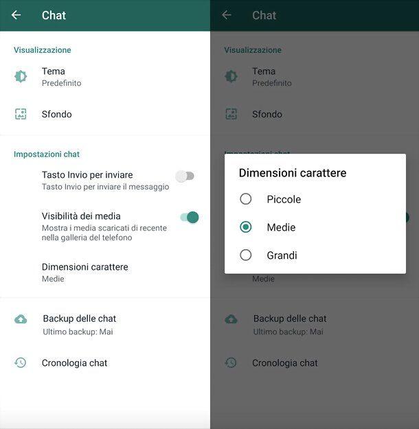 Come personalizzare Android