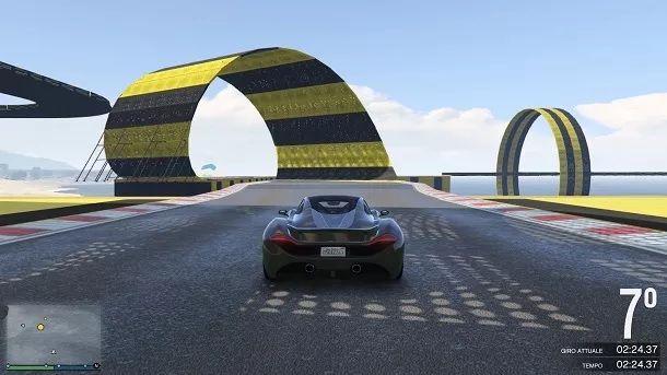 Corse su strada GTA Online