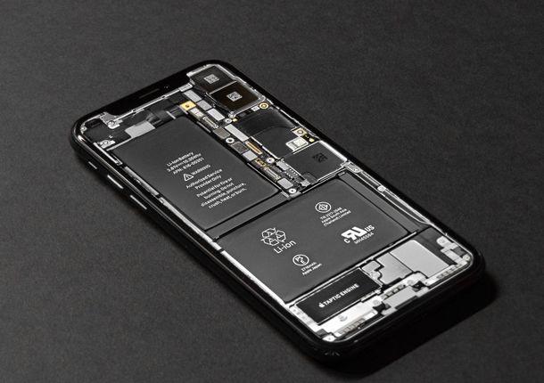 Controlla lo stato della tua batteria