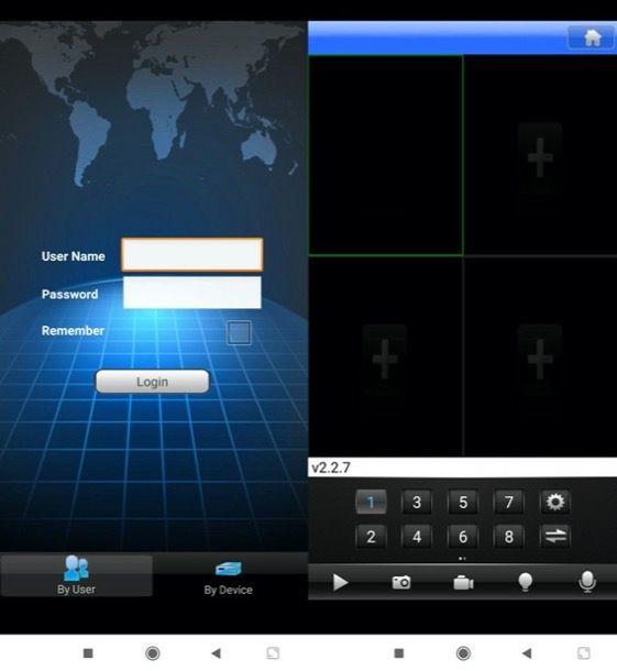 Altre app videosorveglianza
