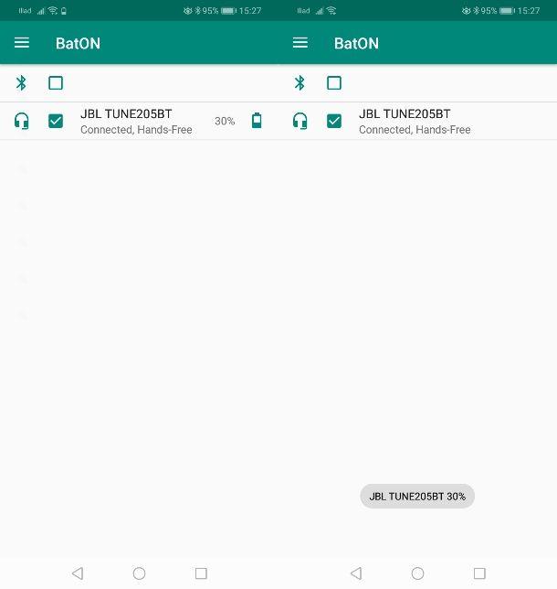 BatON su Android