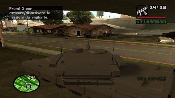 GTA San Andreas Polizia