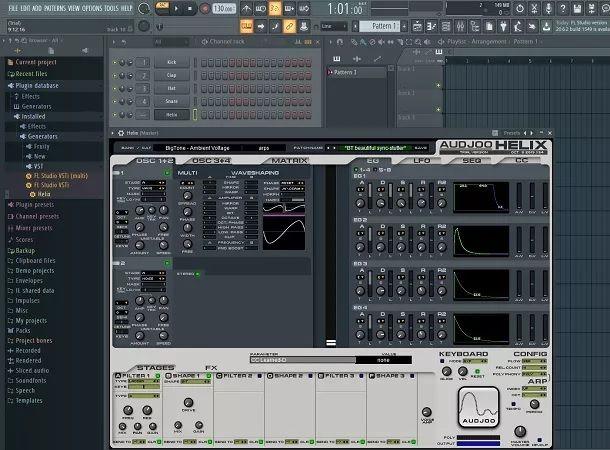 Plugin VST in funzione FL Studio