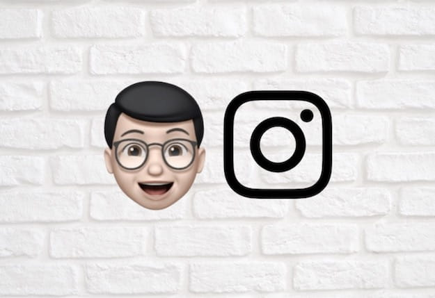 Instagram Memoji