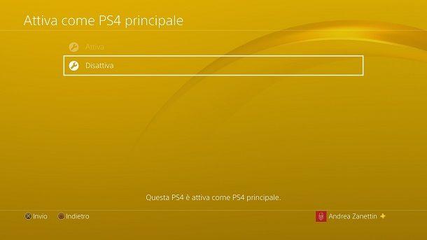 Come formattare la PS4 per venderla