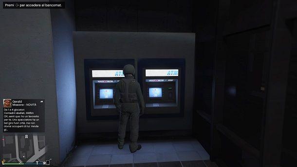 Bancomat GTA Online