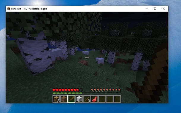 Temerario Minecraft