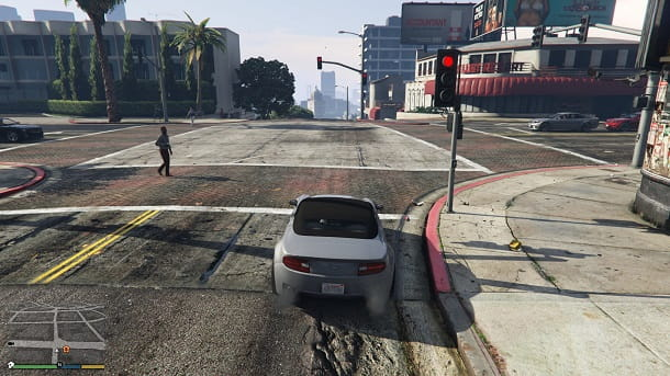 Car Controls su GTA 5