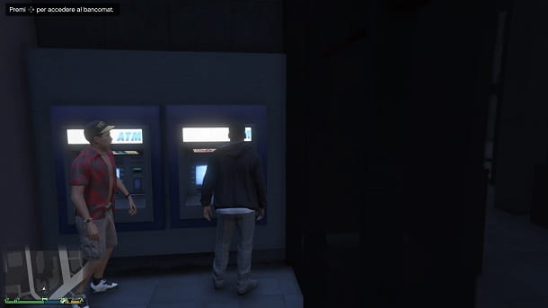 Franklin ATM GTA 5