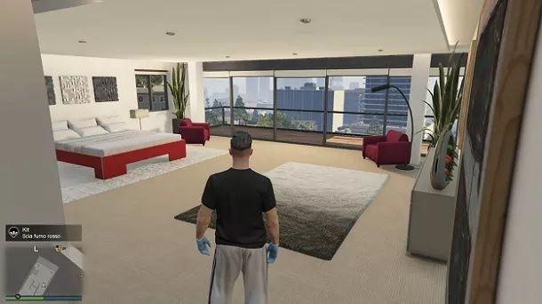 Appartamento di lusso GTA Online