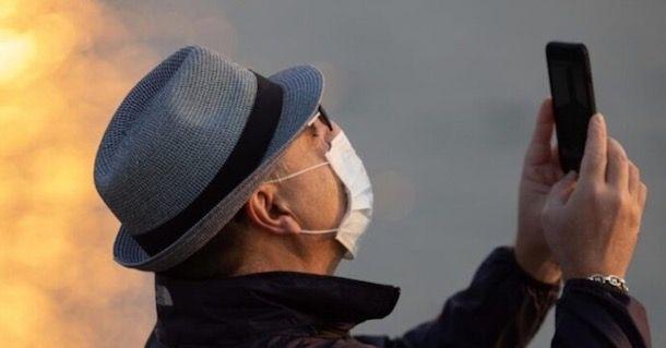 Come configurare Face ID con mascherina