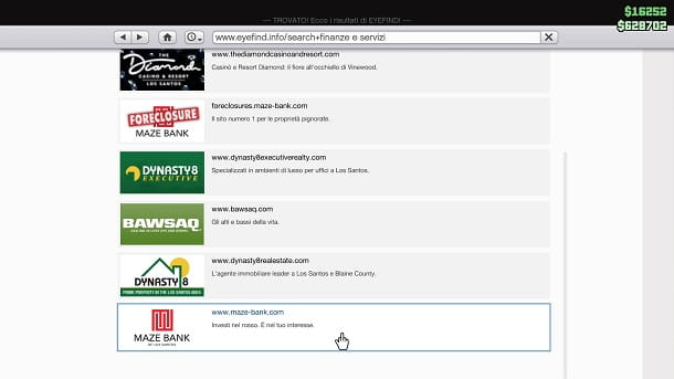 Sito Maze Bank GTA Online
